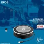 SP-30+ EPOS SPEAKER INALAMBRICO PARA CONFERENCIAS CERTIFICADO POR SKYPE BUSINESS
