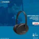 KPH7 WIRELESS KOSS AURICULARES INALAMBRICOS ON EAR