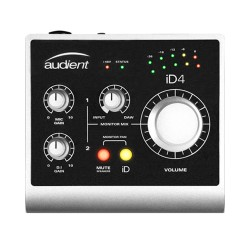 ID4 MKII AUDIENT INTERFAZ PROFESIONAL DE DOS CANALES