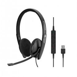 SC160 USB ML EPOS HEADSET BINAURAL USB CERTIFICADO PARA SKYPE FOR BUSINESS