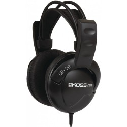 UR20 KOSS AURICULAR OVER EAR PARA MONITOREO Y DJ