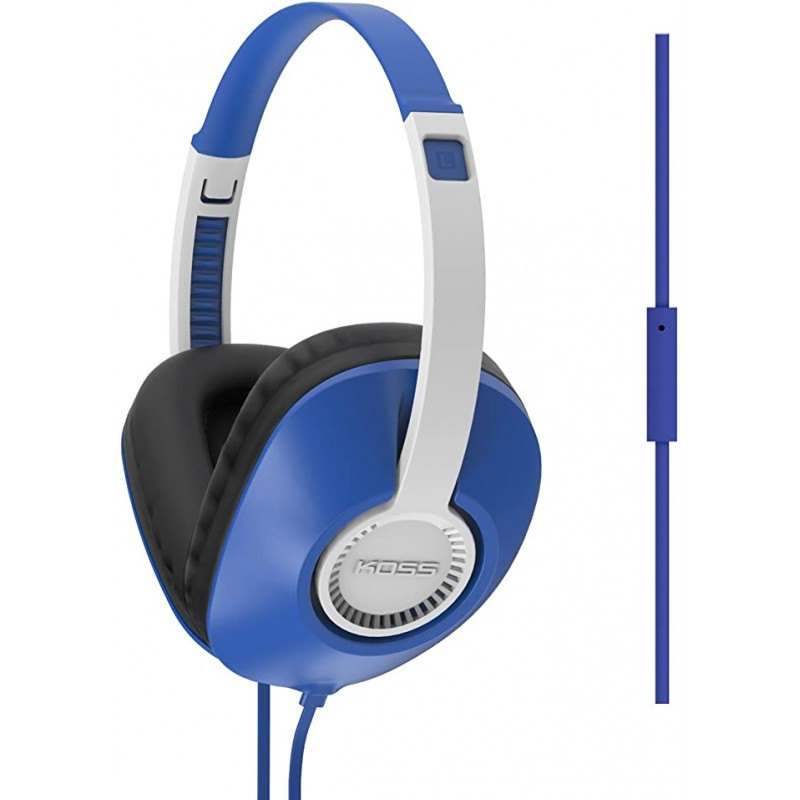 UR23IB BLUE AURICULAR OVER EAR ALAMBRICO PARA ENTRETENIMIENTO