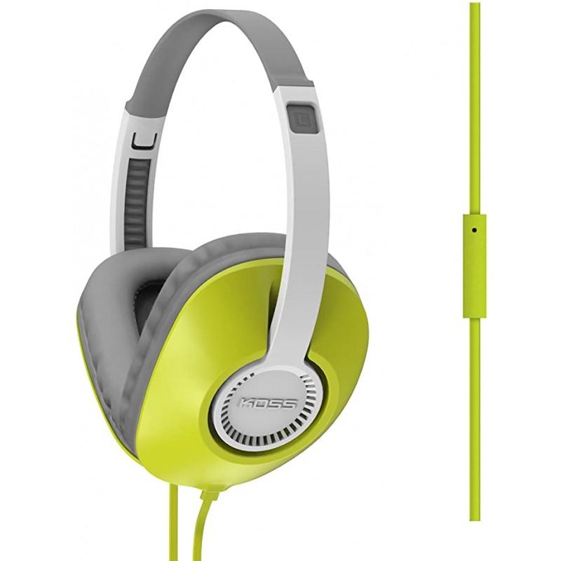 UR23IG GREEN AURICULAR OVER EAR ALAMBRICO PARA ENTRETENIMIENTO