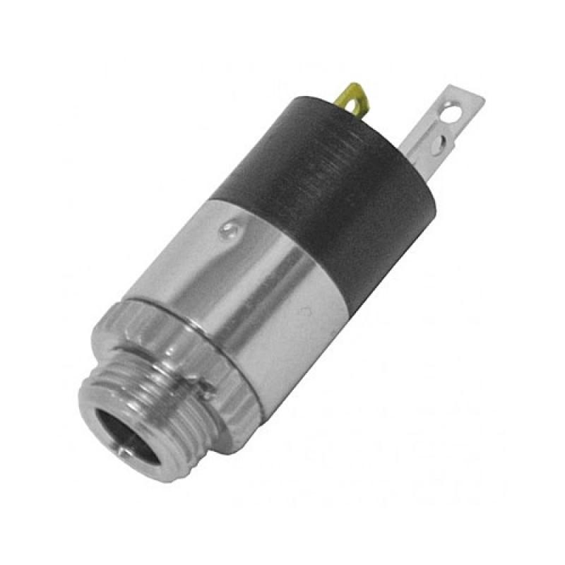 30-493A Conector 3.5mm de chasis stereo marca CALRAD