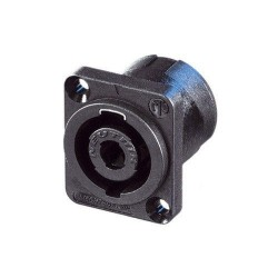 NL4MP Conector de Chasis Speakon