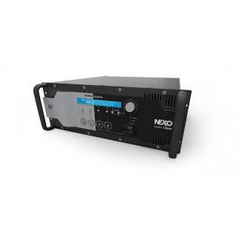 NXAMP4X4  Amplificador y controlador digital de 4 canales