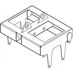 GST-BUMPER Herraje o bumper de suspensión principal para sistema lineal Geos 805/ Geos 830