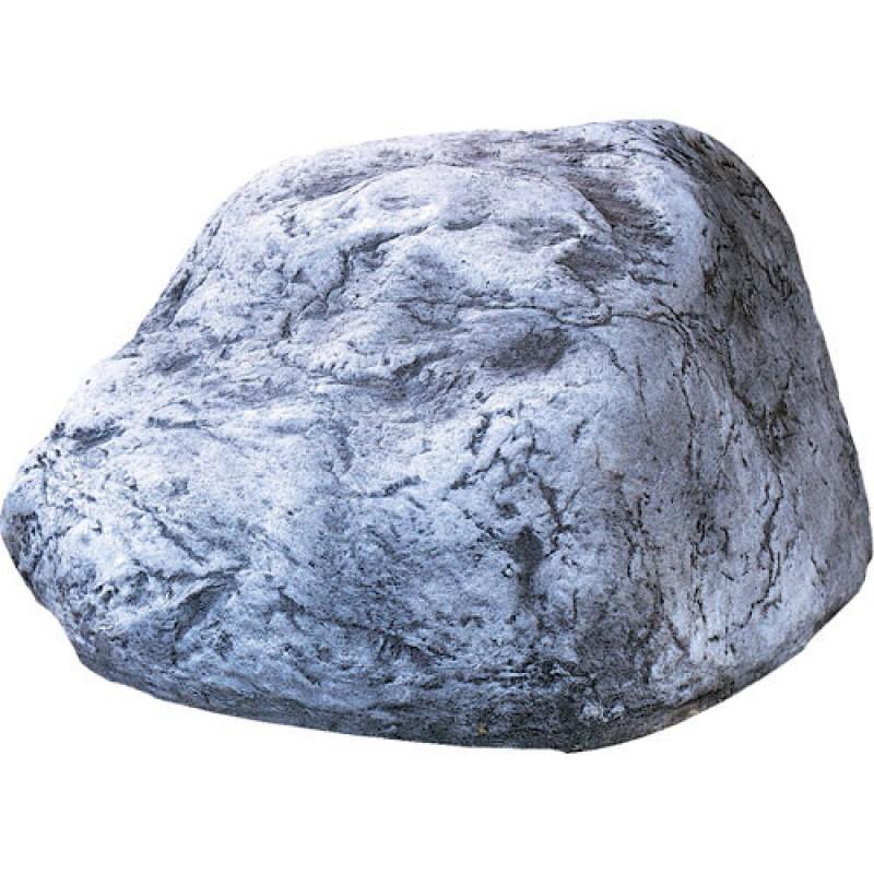 MR703G Bocina para exterior tipo roca gris MARCA OWI