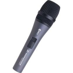 E845S MICRÓFONO DE MANO SUPER CARDIODE PARA VOCALISTA, DE 350Ω CON SWITCH
