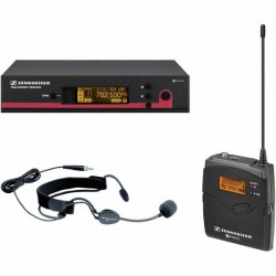 EW152G3-G Sistema inalambrico de microfono de diadema