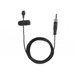 ME4-N Cápsula cardioide condensada de solapa con cable incluido y clip, para micrófonos de la serie EW