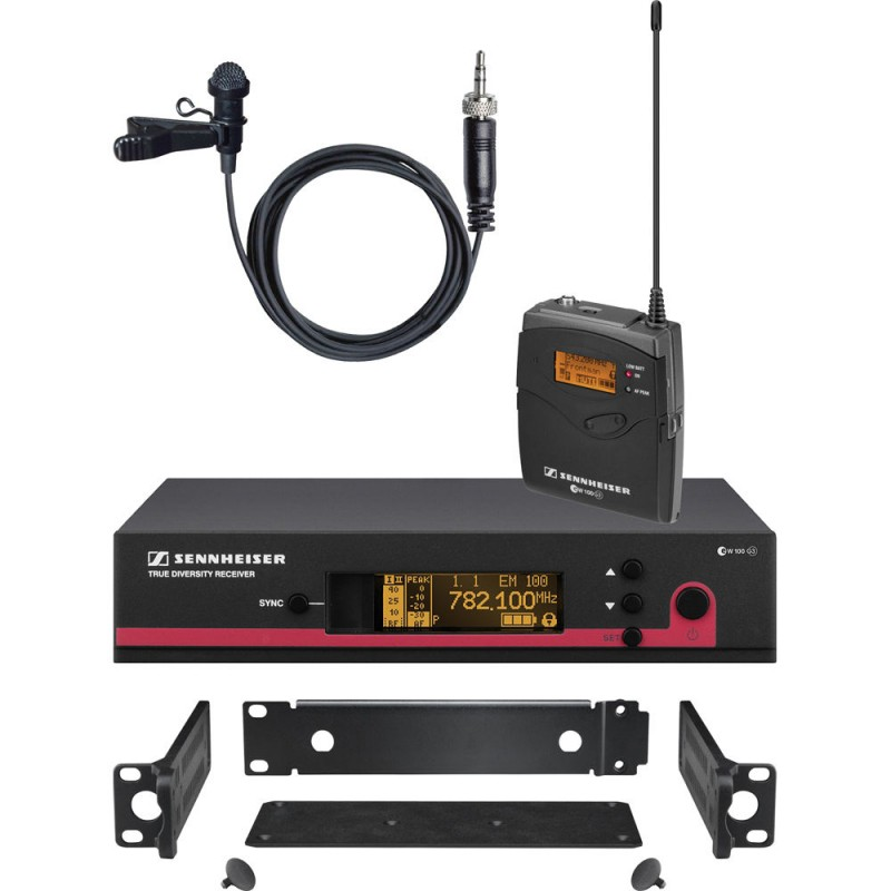 EW 112 G3-B Sistema inalambrico de microfono de solapa
