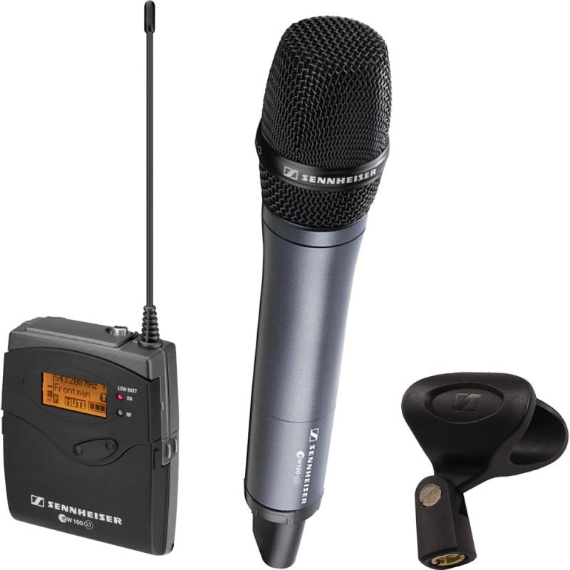 EW135PG3-B Sistema inalambrico de microfono de mano