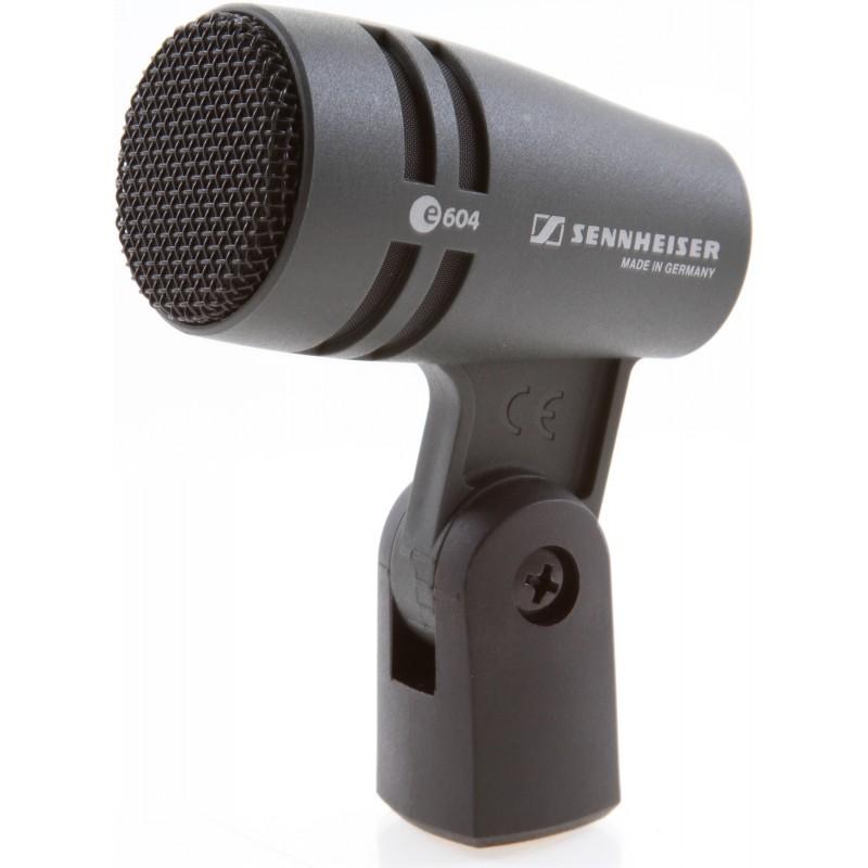 E604 Micrófono dinámico cardioide para instrumentos de viento, de 350Ω