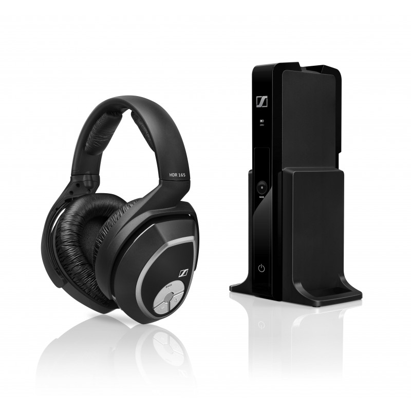 RS 165 Audifonos inalambricos Over Ear para TV's con control en orejera 32Ω