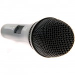 E835S SENNHEISER MICROFONO PROFESIONAL DE MANO PARA CANTO