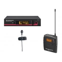 EW122G3-B Sistema inalambrico de microfono de solapa