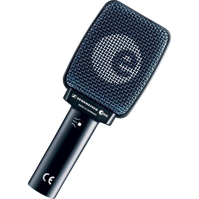 E906 Micrófono dinámico Para Guitarra, de 350Ω