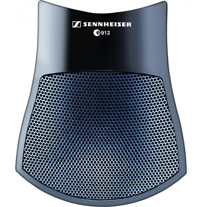 E912 BK Micrófono negro de superficie condensador semicardiode, de 100Ω