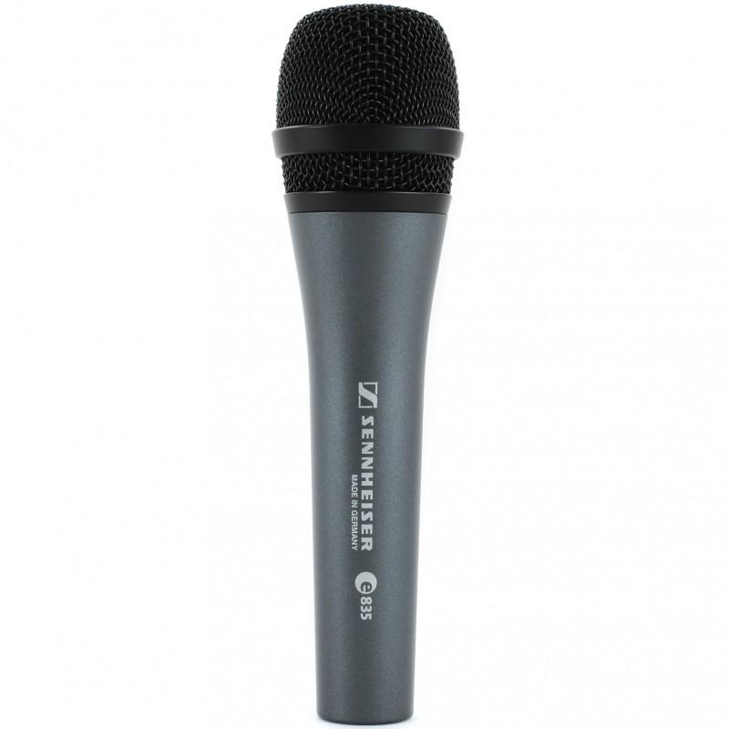 E835 Micrófono dinámico cardioide de mano 350Ω