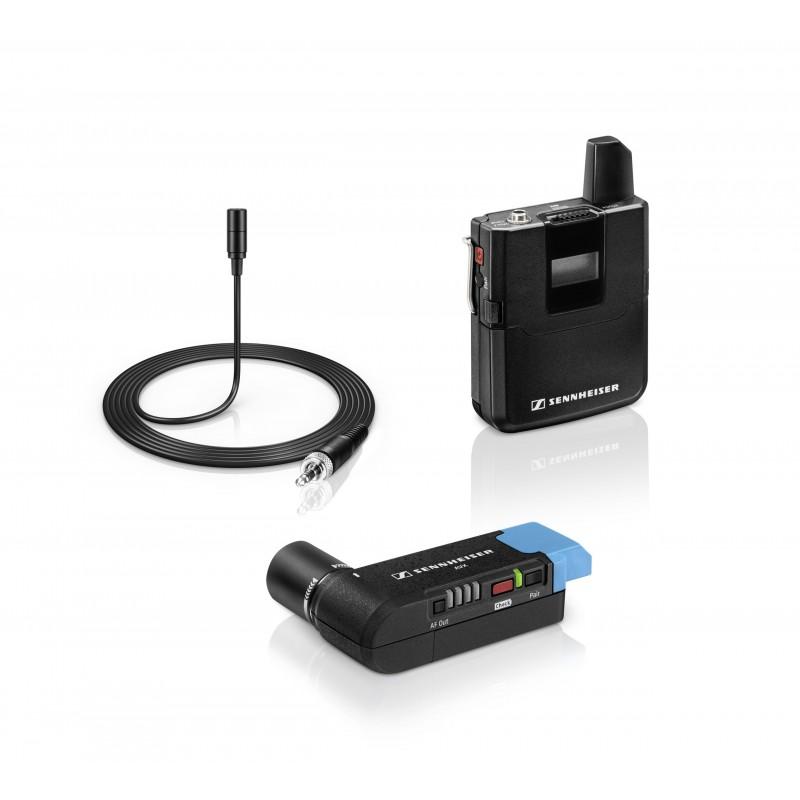 AVX-ME2 Sistema digital inalambrico de solapa