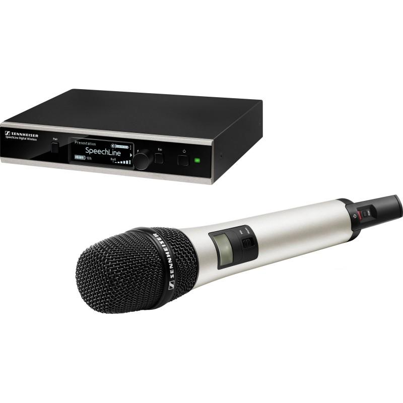 SL/HANDHELD/SET/DW-4-US SpeechLine DW Transmisor de mano inalambrico