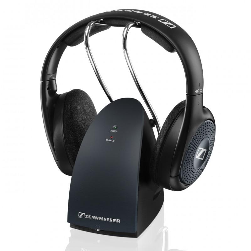 RS 135  Audifonos inalambricos Over Ear para TV's con control en orejera 24 Ω