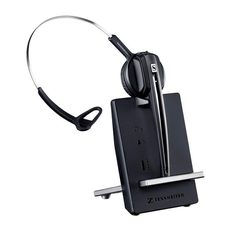 D10 USB ML SENNHEISER HEADSET MONOAURAL INALAMBRICO CERTIFICADO PARA SKYPE FOR BUSINESS