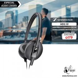 AURICULARES ON EAR STEREO SENNHEISER HD2.10