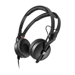 HD25 PLUS SENNHEISER AURICULARES PROFESIONALES PARA DJ Y MONITOREO
