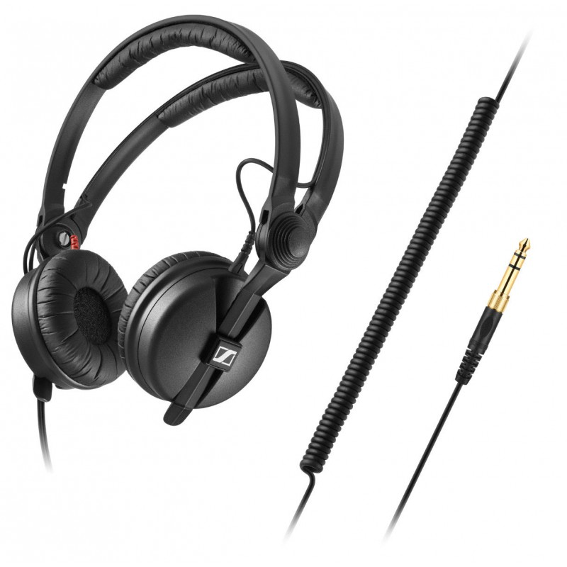 HD25 PLUS AUDIFONO PROFESIONAL ON EAR PARA DJ Y MONITOREO 70 Ω