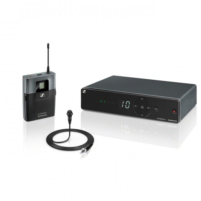 XSW 1-ME2    Sistema inalámbrico de micrófono de solapa