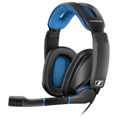 AURICULARES PROFESIONALES GAMING OVER EAR CON MICROFONO NOISE CANCELLING SENNHEISER GSP300