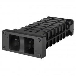 LM 6060 Módulo de carga para dos paquetes de batería BA 61 para SKM 9000 y SKM 6000.
