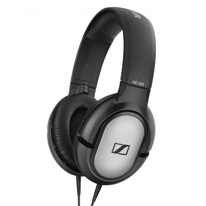 Audífonos HD 206 Over Ear
