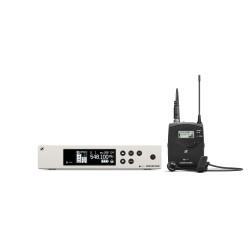 Sennheiser EW100G4-ME4-A Sistema inalámbrico de micrófono de solapa