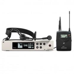 EW 100 G4-ME3 Sistema Inalambrico de Microfono de Diadema