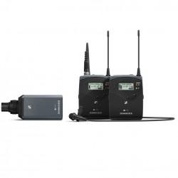 EW 100 ENG G4 Sistema de microfono de solapa para videocamara