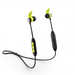 Auriculares inalambricos para deportes In Ear Sennheiser CX SPORT color negro con verde
