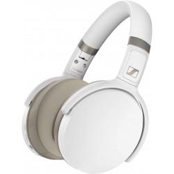 HD450BT WHITE SENNHEISER AURICULARES INALAMBRICOS OVER EAR PARA ENTRETENIMIENTO CON CANCELACION DE SONIDO