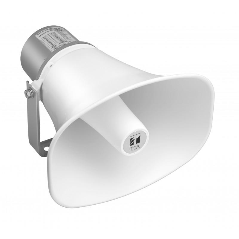 SC-630 Bocina tipo trompeta color hueso de 30W 8Ω