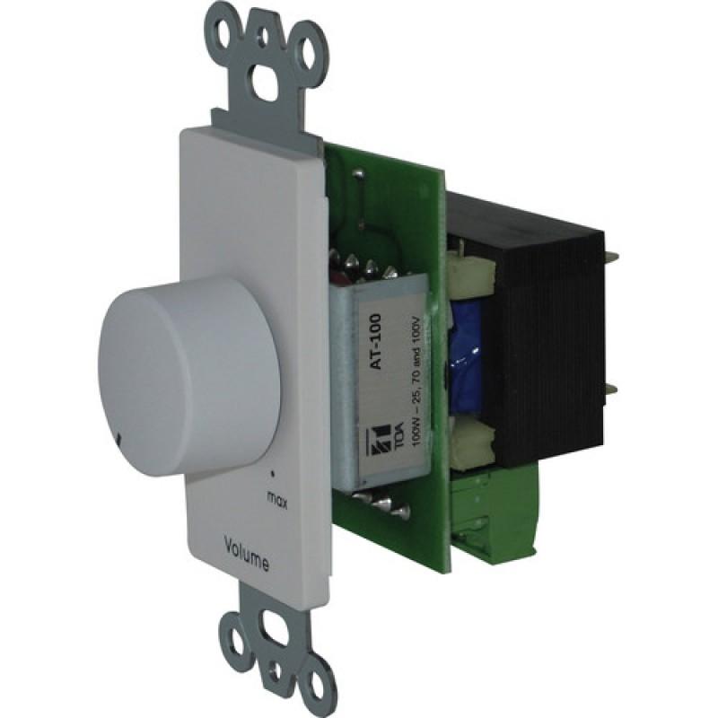 AT-100AM Control de volumen de empotrar de 100W