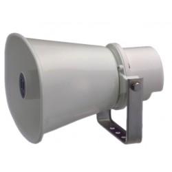 SC-615M Bocina tipo trompeta color hueso de 15W 8Ω