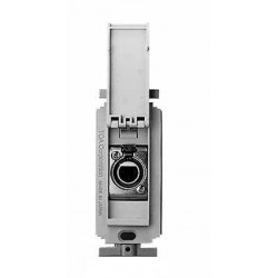 YM-3CF Conector de Microfono hembra con Tapadera