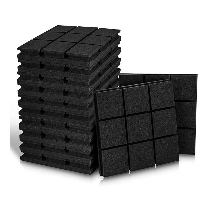 BLOCK9 SET DE 12 PANELES ACUSTICOS