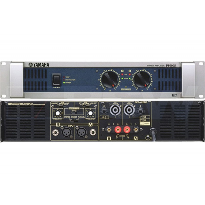 P5000S Amplificador de potencia