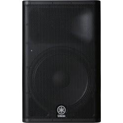 DXR15 Bocina amplificada negra de 1100W de dos vias 15''