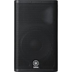 DXR12 Bocina amplificada negra de 1100W de dos vias 12''