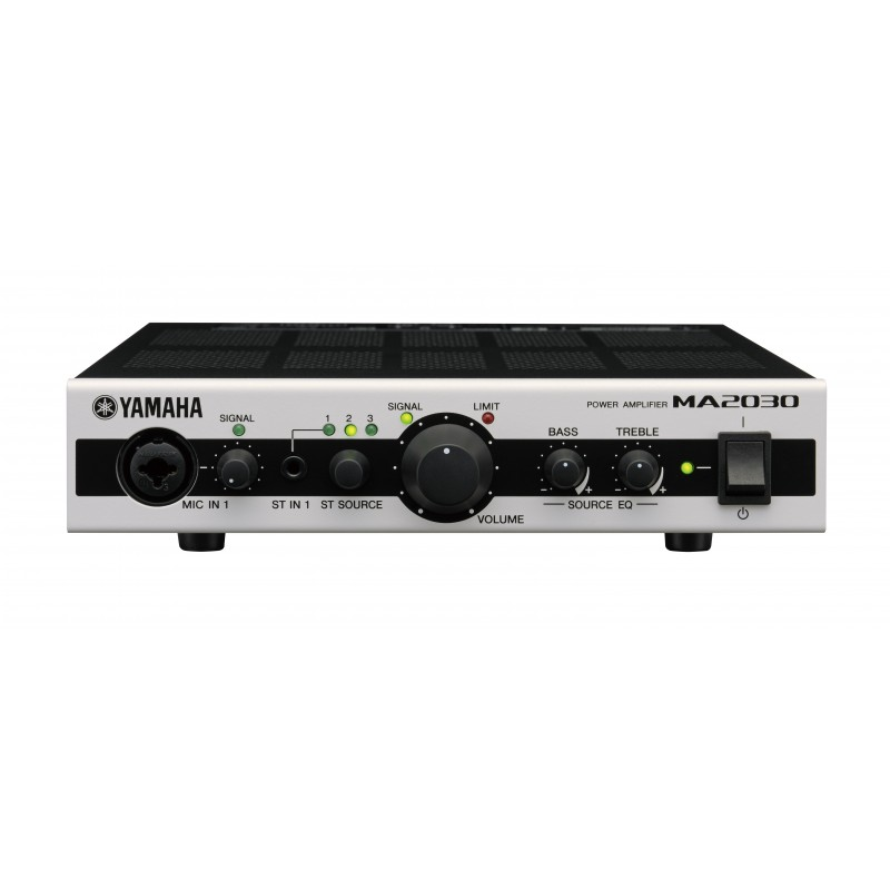 MA2030 Amplificador/mezclador compacto de Clase D