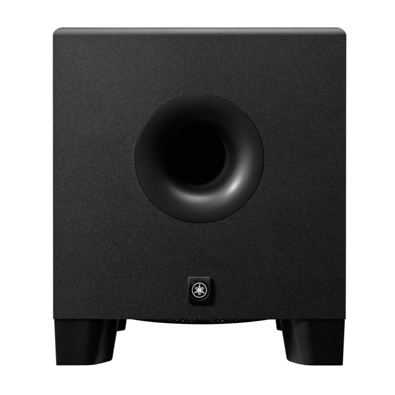 HS8S/UC Subwoofer negro amplificado de 8''